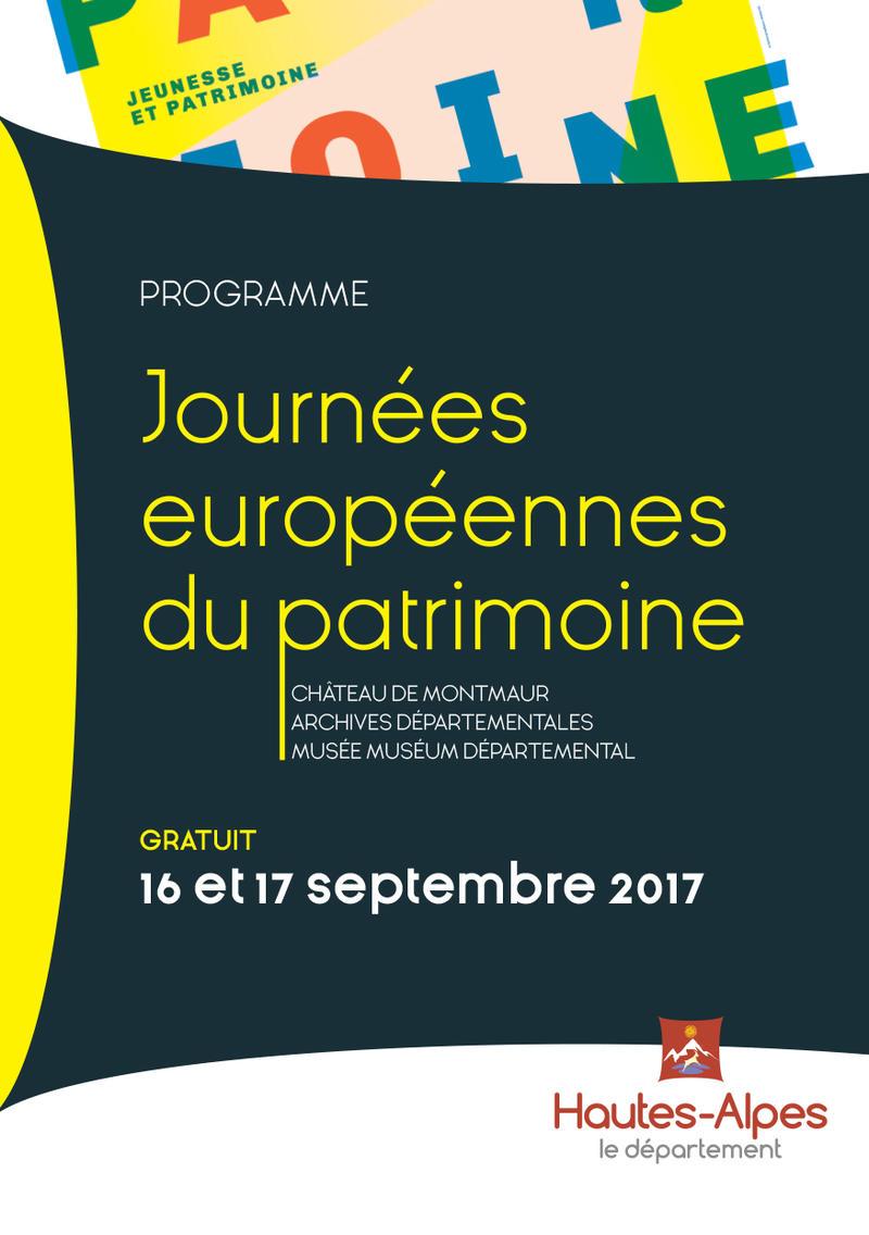 Journees europeennes du patrimoine 2017 hautes alpes 05  - actuprovence